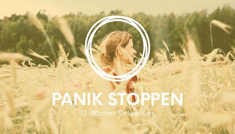 Panik stoppen - 12 Wochen Onlinekurs