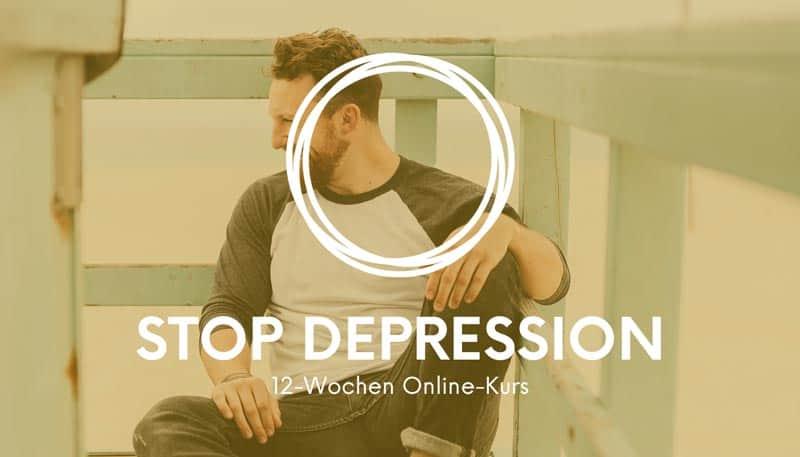 Stop Depression 12 Wochen Onlinekurs
