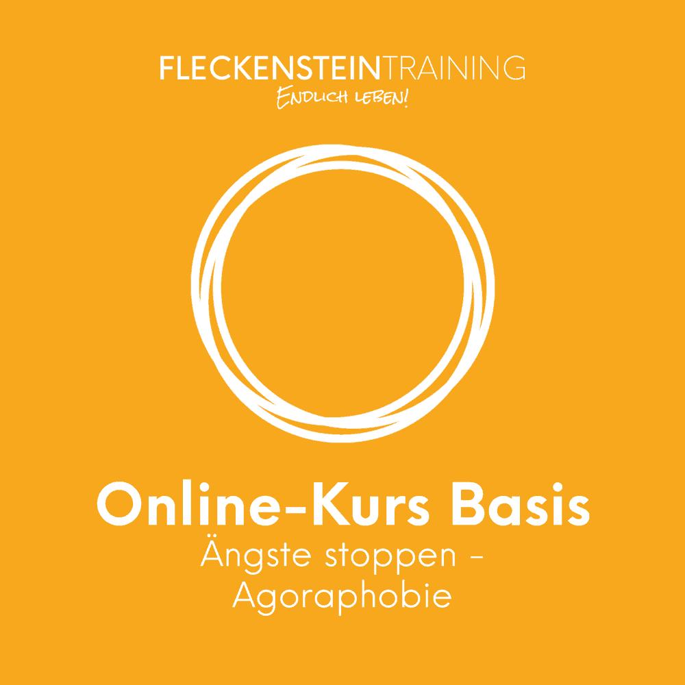 Ängste stoppen (Agoraphobie) Online-Kurs Basis