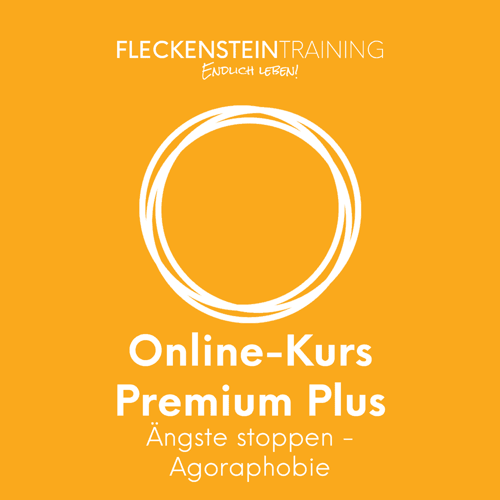 Ängste stoppen (Agoraphobie) Online-Kurs Premium Plus