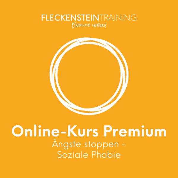 Ängste stoppen (Soziale Phobie) Online-Kurs Premium