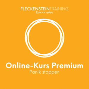 Panik stoppen Online-Kurs Premium